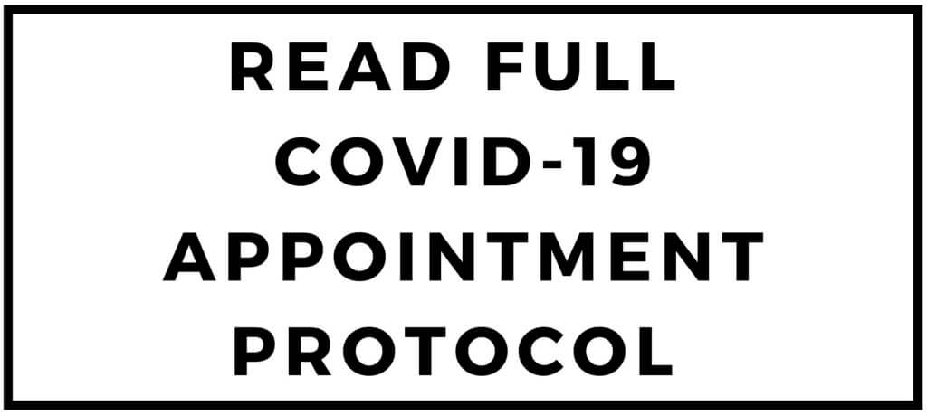 COVID-19 Appointment Protocol